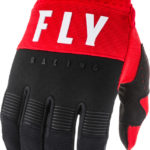 F-16 GLOVES RED:BLACK:WHITE_373-91301-02-03_1
